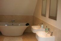Bathroom Installations - Recommended Sheffield Builders