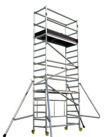 Cheapest Access Tower Hire In Sheffield