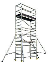 Cheapest Scaffold Tower Hire in Sheffield