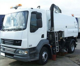 Local Road Sweeper Hire in Sheffield