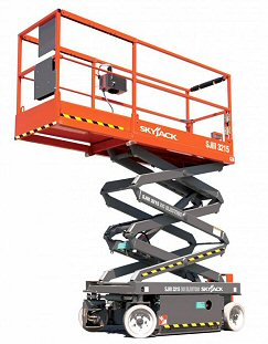 Powered Access Equipment Hire in Gildersome Leeds