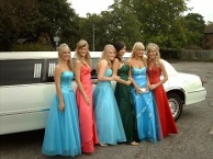 Prom Limo Hire Sheffield