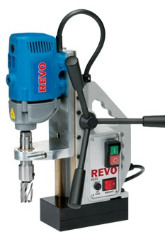 Revo R322 Electromagneic Drilling Machine - Mag Drill