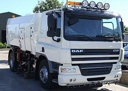 Road Sweeper Hire In Cleckheaton and Leeds