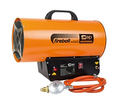 Space Heater Hire and Sales