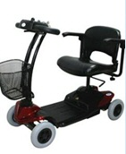 Used - Secondhand Mobility Scooter Sheffield